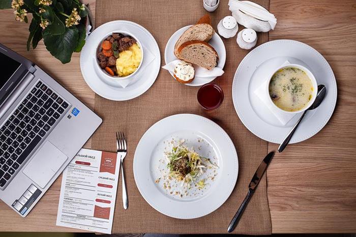 комплексный обед меню на неделю столовая