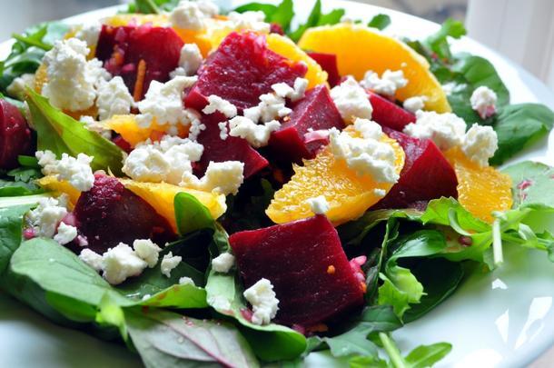 Пармский салат