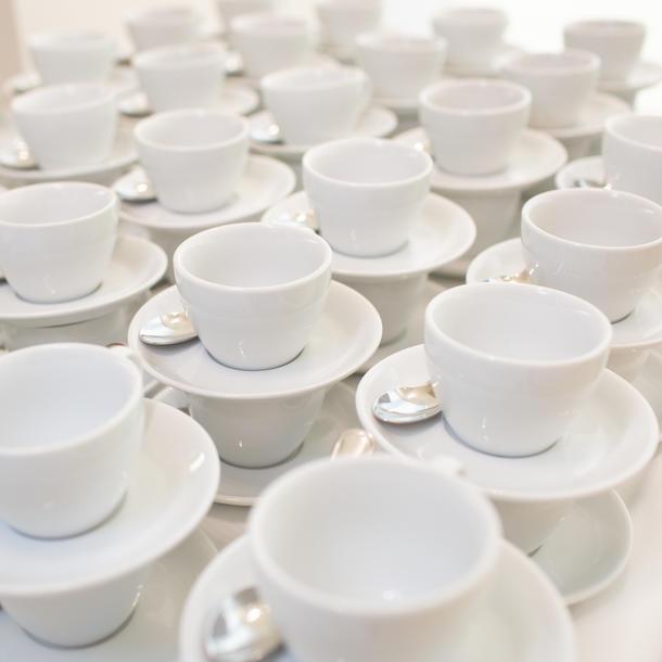 Кофе свежезаваренный