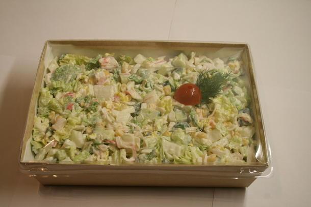 Салат крабовый Фантазия 1 кг