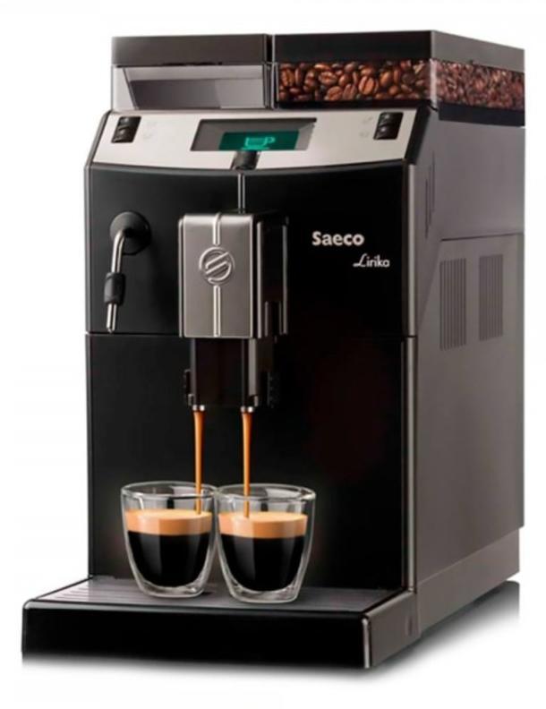 Кофе американо зерновой из кофе-машины Philips (молоко/сливки, сахар)