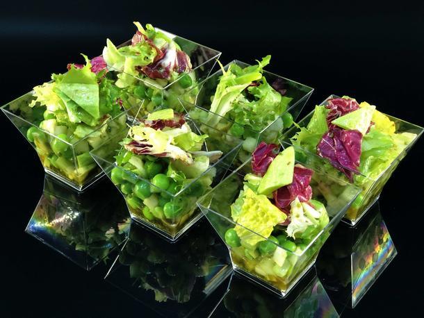 Салат «10 зелёных» 1 шт.