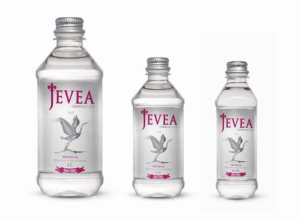 """Минеральная вода """"Jevea"""" (б/г)"""
