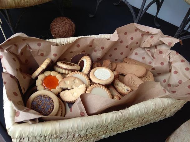 Ассорти печенья
