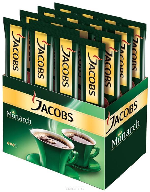 Кофе растворимый в индивидуальной упаковке