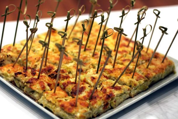 """Гратен """"Дофинуа"""", картофельная запеканка с сыром и овощами"""