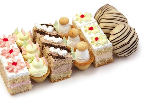Ассорти итальянских пирожных