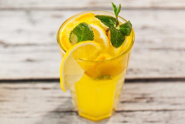 Лимонад классический (1 литр)