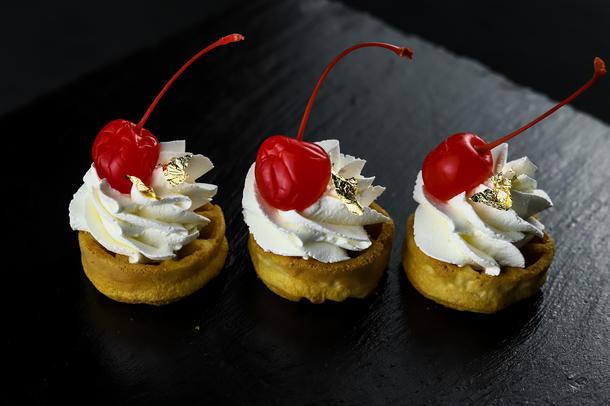 Мини-десерт
