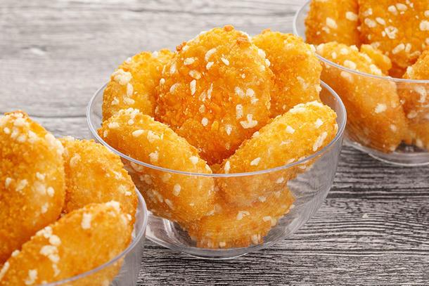 Сырные шарики,  10 шт