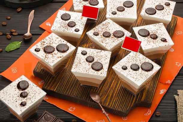 """Десерт """"Три шоколада"""", 10 шт"""