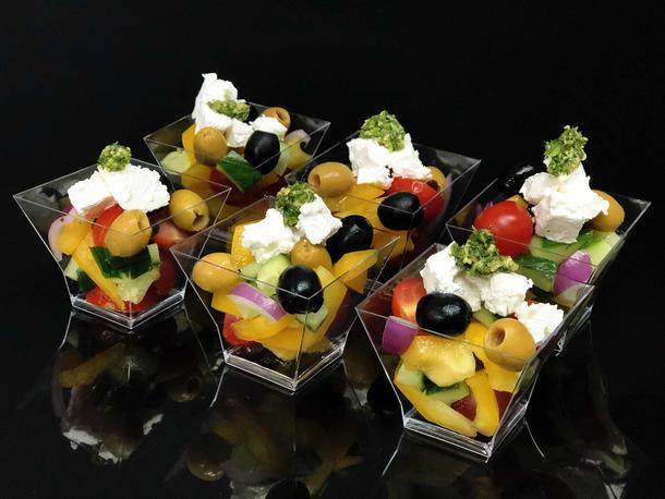 «Греческая смоковница» салат