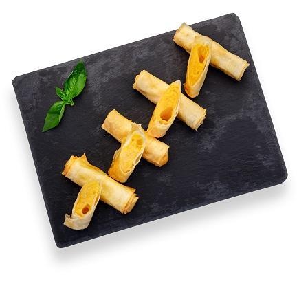 Сырные палочки с соусом тар-тар
