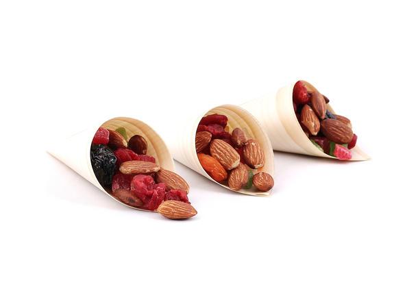 Конвертик с орехами и сухофруктами