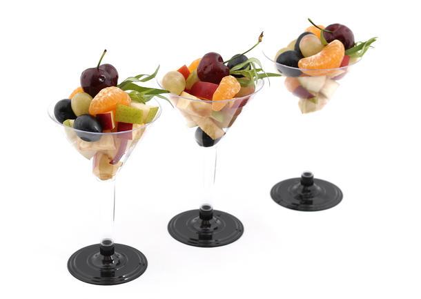 Фруктовый стаканчик
