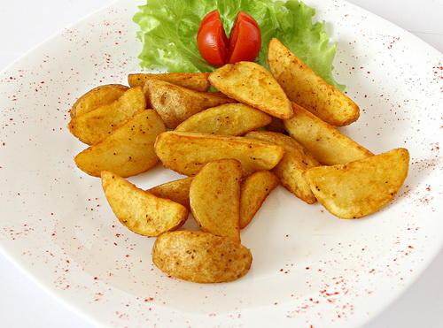 """Картофель """"по-деревенкски"""""""