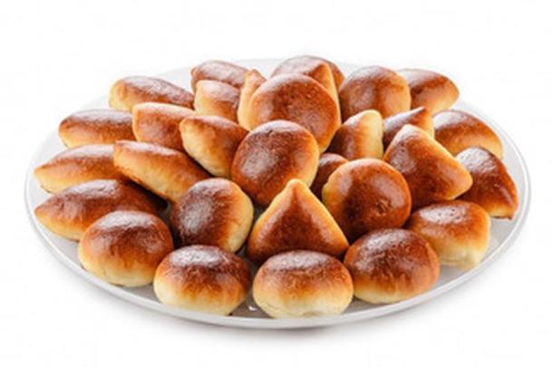 Ассорти фуршетных пирожков
