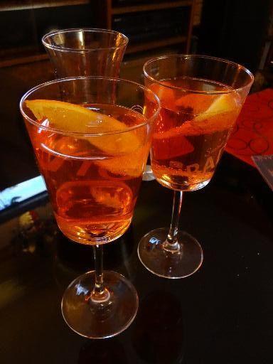 Aperol Spritz ( Spritz Veneciano)