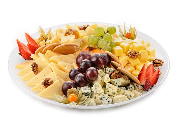 Сырная тарелка стандарт