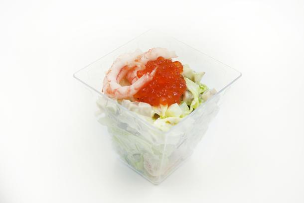 Салат Коктейль с креветками