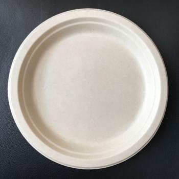 ЭКО тарелки одноразовые