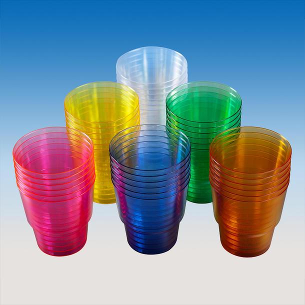 Пластиковые стаканы под б/а