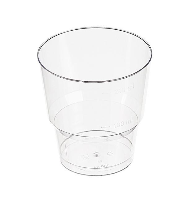 Одноразовый стакан под б/а (премиум)